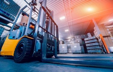 Background Forklift